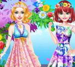 Blondie Flower Show