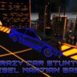 Rebel Martian Base Crazy Car Stunts