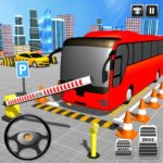 American Modern Bus Parking : Bus Game Simulator 2020