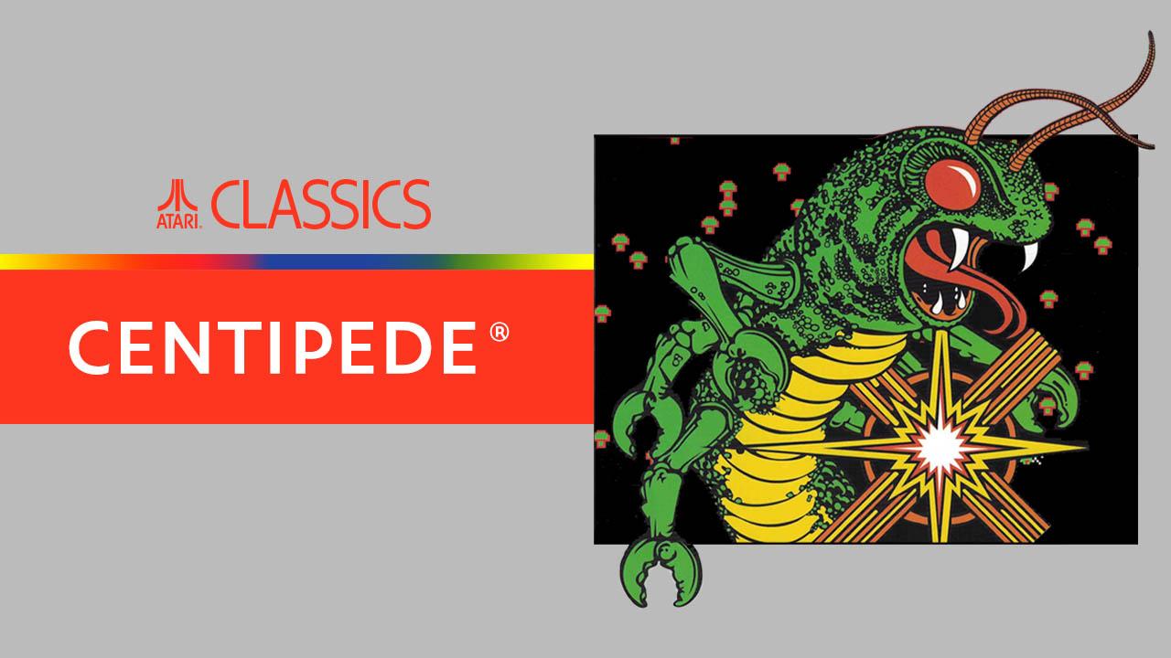 Image Atari Centipede