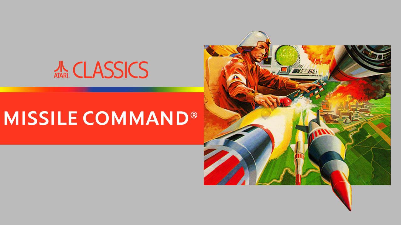 Image Atari Missile Command