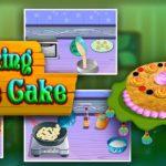 Baking Apple Cake