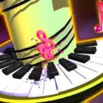 Ball Jump Piano Tile
