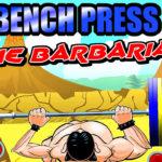 Bench Press The Barbarian