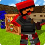 Blocky Gun Paintball 2