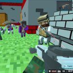Blocky Wars Advanced Combat SWAT