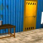 Blue Warehouse Escape Episode 1