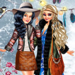 Boho Winter with Princess