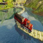 Cargo Heavy Trailer Transport Sim