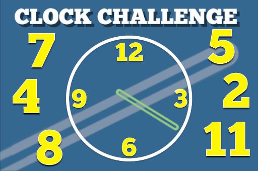 Image Clock Challenge