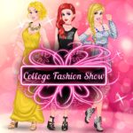 College Fashion Show
