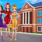 College Girls New Dress