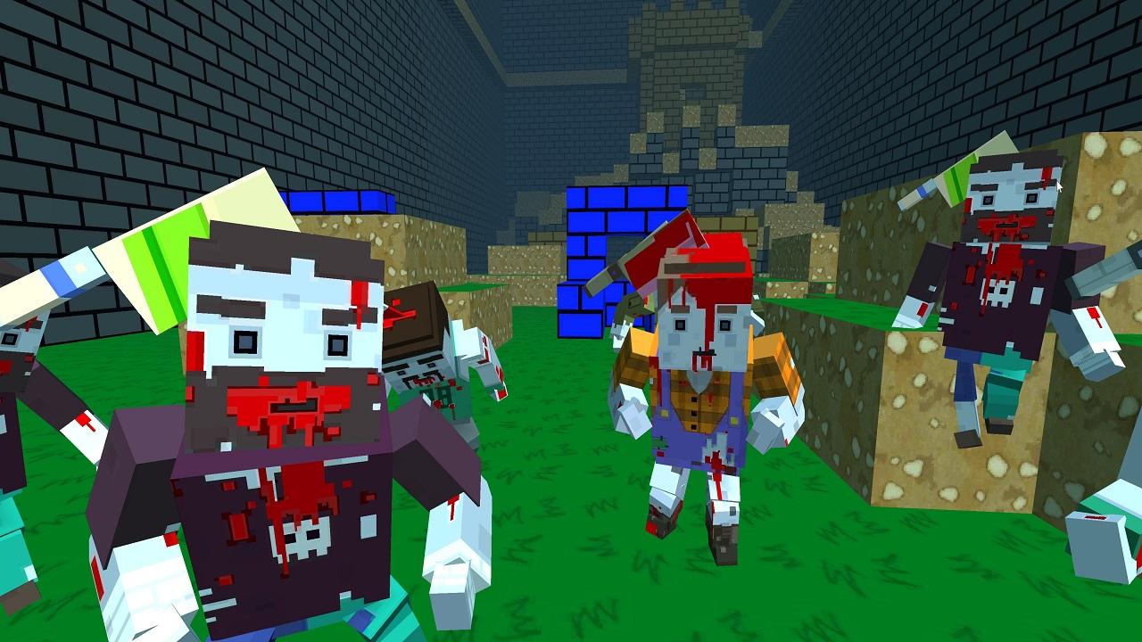 Image Combat 3d Pixel Strike Multiplayer