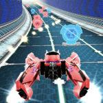 Cosmic Racer 3D
