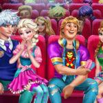 Couple Movie Night