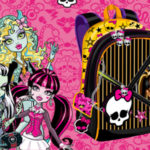 Design Your Monster High Backpack