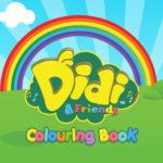 Didi & Friends Coloring Book
