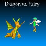 Dragon vs. Fairy
