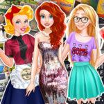 Dream Careers for Princesses
