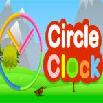 EG Circle Clock