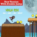 Enjoy Ninja Run, a Perfect Platform Game to Play