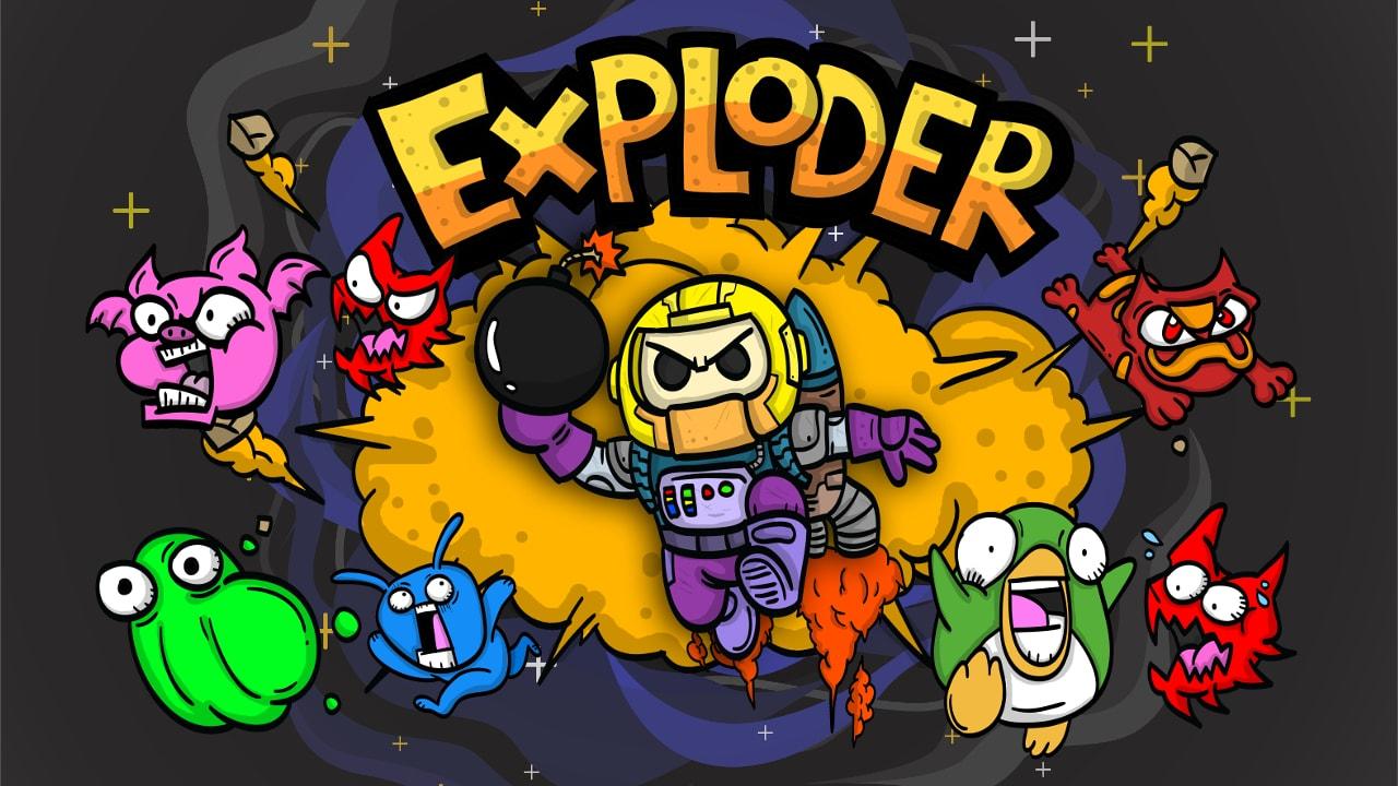 Image Exploder.io