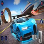 Extreme Impossible Car Drive Racing Game 2k20