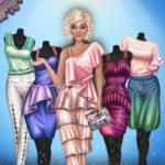 Fabulous Fashionista Dress up