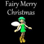 Fairy Merry Christmas