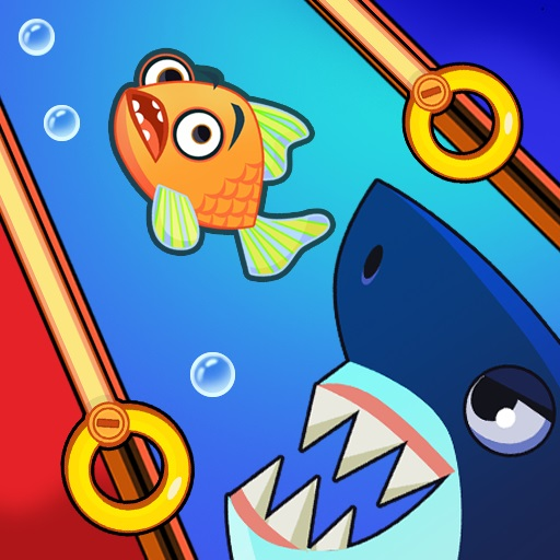 Image Fish Rescue! Pin Pull
