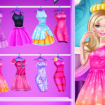Girl Fashion Closet