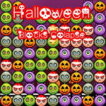 Halloween Blocks Collaspse Delux
