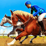 Horse Racing Games 2020 Derby Riding Race 3d