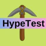 Hype Test Minecraft fan test