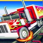 Impossible Tracks Truck Parking Game