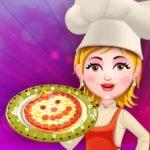 Jack O Lantern Pizza
