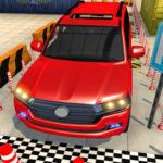 Jeep Parking 3D