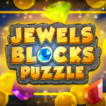 Jewels Blocks Puzzle