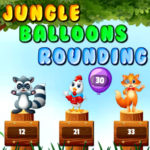 Jungle Balloons Rounding