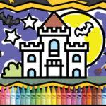 Kids Coloring Halloween