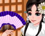 Kimono Cutie Dress Up
