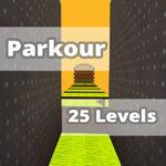 KOGAMA Parkour 25 Levels