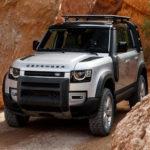Land Rover Defender 110 Puzzle