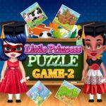 Little Princess Puzzle Game 2