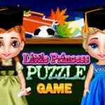Little Princess Puzzle Games