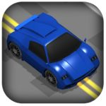 Lowpolly Car Racing Game