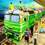 Modern Train Driving Simulator: City Train Games