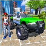 Monster Truck Stunts Driving Simulator