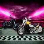 Motorbike Puzzle Challenge