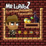 Mr. Lupato 2 Egyptian Pyramids Treasures